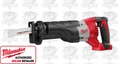 Milwaukee 2620-20 Sawzall Reciprocating Saw Bare NIB w/UPC & Warr