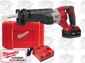 Milwaukee 2620-21 18 Volt M18 Sawzall Reciprocating Saw Kit