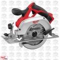"Milwaukee 2630-20 18V M18 Cordless 6-1/2"" Circular Saw (Tool Only) Open Box"
