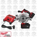 Milwaukee 2630-22 M18 Lithium-Ion Cordless Circular Saw Kit