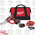 Milwaukee 2635-22 M18 Cordless 18 Gauge Double Cut Shear Kit