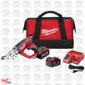 Milwaukee 2635-22 M18 Cordless 18 Gauge Double Cut Shear Kit Open Box