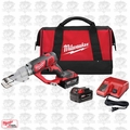 Milwaukee 2637-22 M18 18 Gauge Single Cut Shear - Kit
