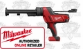 Milwaukee 2641-20 M18 Cordless 10OZ Caulk Adhesive Bare Tool