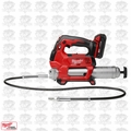 Milwaukee 2646-21CT 18 Volt Li-Ion Cordless 2-Speed Grease Gun Kit 10,000PSI