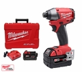 "Milwaukee 2653-22 M18 FUEL 1/4"" Hex Compact Impact Driver"