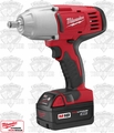 "Milwaukee 2663-22 1/2"" High Torque Impact Wrench Kit"