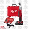 "Milwaukee 2668-21CT M18 2-Speed 3/8"" Right Angle Impact Wrench Kit"