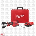Milwaukee 2672-21 M18 FORCE LOGIC Cable Cutter Kit w/ 750 MCM Cu Jaws O-B