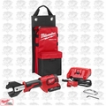 Milwaukee 2672-21S M18 FORCE LOGIC Cable Cutter Kit w/ 477 ACSR Jaws