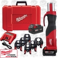 Milwaukee 2673-22 M18 Force Logic Press Tool Kit