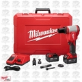 Milwaukee 2676-20 FORCELOGIC M18 10 Ton Knockout Tool Kit Open Box