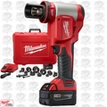 "Milwaukee 2676-22 M18 Force Logic High Capacity Knockout 1/2""~2"" Kit"