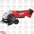 "Milwaukee 2680-20 M18 4-1/2"" Cut-Off/Grinder - Tool Only"