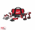 Milwaukee 2696-26 M18 6 Piece Tool Kit