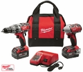 Milwaukee 2697-22 M18 2-Tool Combo Kit