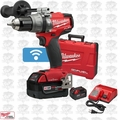 "Milwaukee 2706-22 M18 FUEL 1/2"" Hammer Drill/Driver w/ ONE-KEY Kit Open Box"