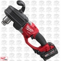 Milwaukee 2708-20 M18 FUEL HOLE HAWG Right Angle Drill w/ QUIK-LOK + Bat
