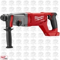 "Milwaukee 2713-20 M18 FUEL 1"" SDS Plus D-Handle Rotary Hammer Tool Only OB"