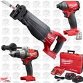 Milwaukee 2720-20 18 V M18 FUEL SAWZALL Reciprocating Saw (Tool Only) Kit