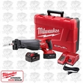 Milwaukee 2720-22 2-Batt Cordless Sawzall Recip Saw Kit