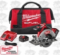 "Milwaukee 2730-22 M18 FUELTM 6-1/2"" Circular Saw Kit"