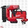 Milwaukee 2740-21CT M18 FUEL 18ga Brad Nailer Kit Open Box