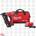 Milwaukee 2742-21CT M18 FUEL 16ga Angled Finish Nailer Kit