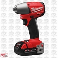 Milwaukee 2754-22CT M18 FUEL 3/8'' Compact Impact w/ Friction Ring Kitt