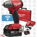 "Milwaukee 2758-22 M18 FUEL 3/8"" Compact Impact w/ Frict Ring + ONE-KEY OB"