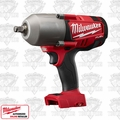 "Milwaukee 2763-20 M18 FUEL 1/2"" High Torque Impact Wrench w/ Hog Ring"