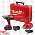 "Milwaukee 2763-22 1/2"" High Torque Impact Wrench Kit"