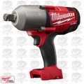 "Milwaukee 2764-20 M18 FUEL 3/4"" High-Torque Impact Wrench with Friction Ring"