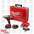 Milwaukee 2764-22 M18 FUEL Impact Wrench with Hog Ring Kit