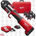 "Milwaukee 2773-22 1/2"" - 2"" M18 Force Logic Press Tool Kit Open Box"