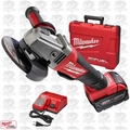 "Milwaukee 2780-21 M18 FUEL 4-1/2""/5"" Grinder, Paddle Switch No-Lock OB"