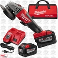 "Milwaukee 2780-22HD M18 Fuel 4-1/2""/5"" Grinder Paddle No-Lock High Demand Kit"