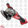 "Milwaukee 2781-20 M18 FUEL 4-1/2"" / 5"" Grinder, Slide Switch Lock-On"