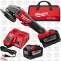 "Milwaukee 2783-22HD M18 Fuel 4-1/2""/5"" Braking Grinder High Demand Kit"