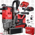 "Milwaukee 2787-22 M18 FUEL 1-1/2"" Magnetic Drill Kit Open Box"