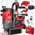 "Milwaukee 2788-22 M18 FUEL 1-1/2"" Lineman Magnetic Drill Kit Open Box"