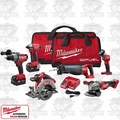 Milwaukee 2796-26 M18 FUEL 18V Li-Ion 6-Tool Combo Kit
