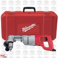 "Milwaukee 3107-6 1/2"" D-Handle Right Angle Drill Kit Open Box"