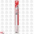 "Milwaukee 48-00-5794 5pk 12"" 14 TPI Torch Double Duty Sawzall Blades"