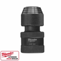 "Milwaukee 48-03-4405 3/8"" Square x 1/4"" Hex Shockwave Impact Adapter"