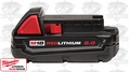 Milwaukee 48-11-1820 18 Volt M18 Red Lithium 2.0 Compact Battery