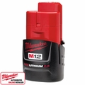 Milwaukee 48-11-2420 M12 Red Lithium 2.0Ah Battery