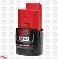 Milwaukee 48-11-2420 12V M12 Red Lithium 2.0Ah Battery Originalpkg