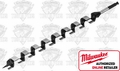 "Milwaukee 48-13-1253 1-1/4"" x 6"" Ship Auger Bit"
