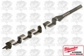 "Milwaukee 48-13-6120 1-1/8"" x 18"" Ship Auger Bit"